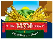 MSM Fine Foods Logo